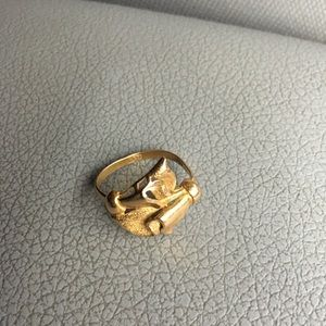Other - RARE vintage gold ring